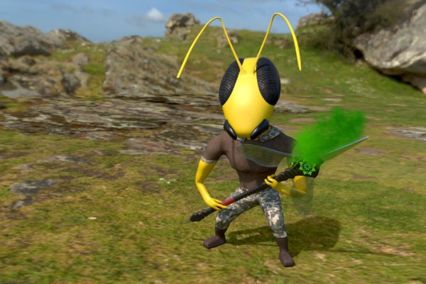 #Mage Bee